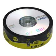 CD-R MAXELL 700MB 52X 25ks/spindel