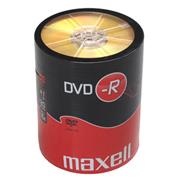 DVD-R MAXELL 4,7GB 16X 100ks/spindel