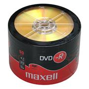 DVD-R MAXELL 4,7GB 16X 50ks/spindel