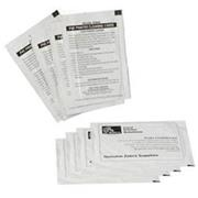 ZEBRA PREMIER CLEANING KIT FOR P330I, P430I (25 STANDARD AND 25 PRINT ENGINE CLEANING CARDS)