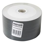 "CD-R MAXELL Printable White ""BLANK"" 700MB 52X 50ks/spindel"