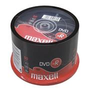 DVD-R MAXELL 4,7GB 16X 50ks/cake