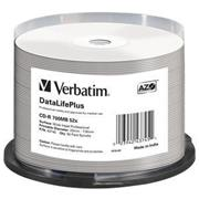 CD-R VERBATIM DTL Printable 700MB 52X 50ks/cake*AZO