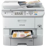 Epson WorkForce Pro WF-6590D2TWFC, A4, All-in-One, duplex, ADF, Fax, LAN, WiFi, NFC, PDL