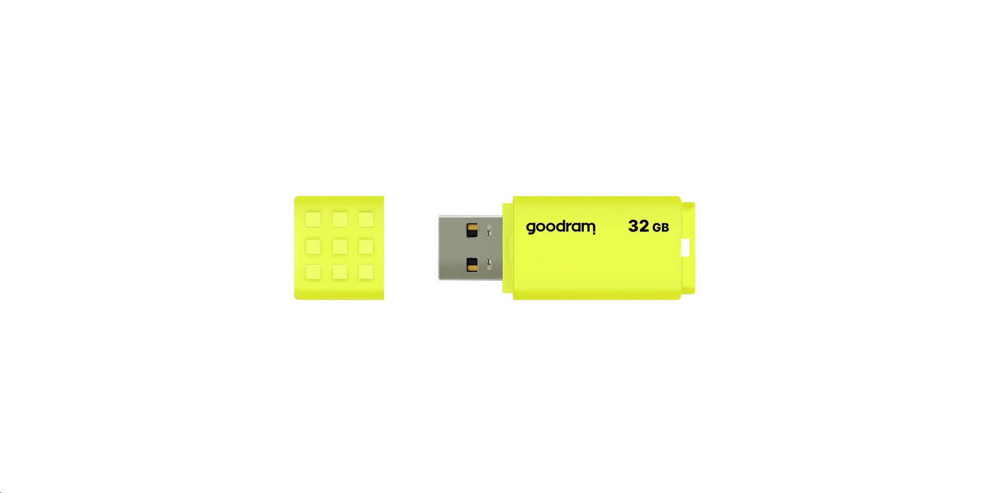 32 GB .    USB kľúč . GOODDRIVE Žltá