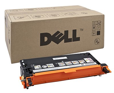 Dell originál toner 593-10171, cyan, 8000str., PF029, high capacity, Dell 3110CN